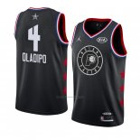Camiseta All Star 2019 Indiana Pacers Victor Oladipo #4 Negro