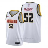Camiseta Denver Nuggets Jordan Mcrae #52 Association 2019-20 Blanco