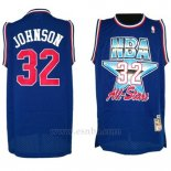 Camiseta All Star 1992 Magic Johnson #32 Azul