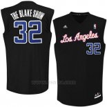 Camiseta Apodo Los Angeles Clippers The Blake Show #32 Negro