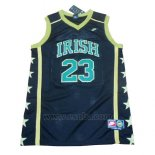 Camiseta St. Vincent-St. Mary LeBron James #23 Azul