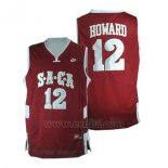 Camiseta SACA Dwight Howard #12 Rojo