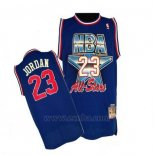 Camiseta All Star 1992 Michael Jordan #23 Azul