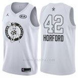 Camiseta All Star 2018 Boston Celtics Al Horford #42 Blanco