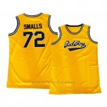 Camiseta Badboy Biggie Smalls #72 Amarillo