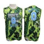 Camiseta Jordan Why Not Russell Westbrook All Star Verde