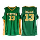 Camiseta Kinston Brandon Ingram #13 Verde