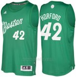 Camiseta Navidad 2016 Boston Celtics Al Horford #42 Veder