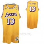 Camiseta Apodo Los Angeles Lakers Dipper #13 Amarillo