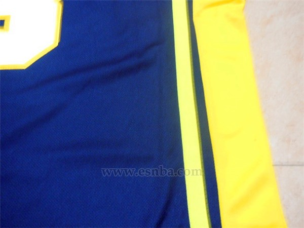 Camiseta NCAA Marquette Golden Eagles Dwyane Wade #3 Azul